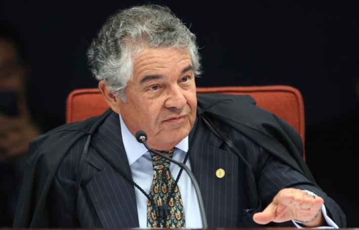 O ministro Marco Aurélio Mello, do Supremo Tribunal Federal. Foto: Nelson Jr./SCO/STF