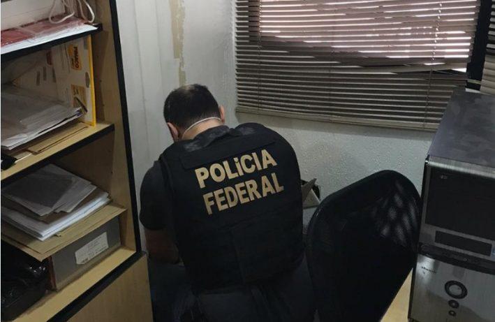 Operação Amphis. Foto: Polícia Federal