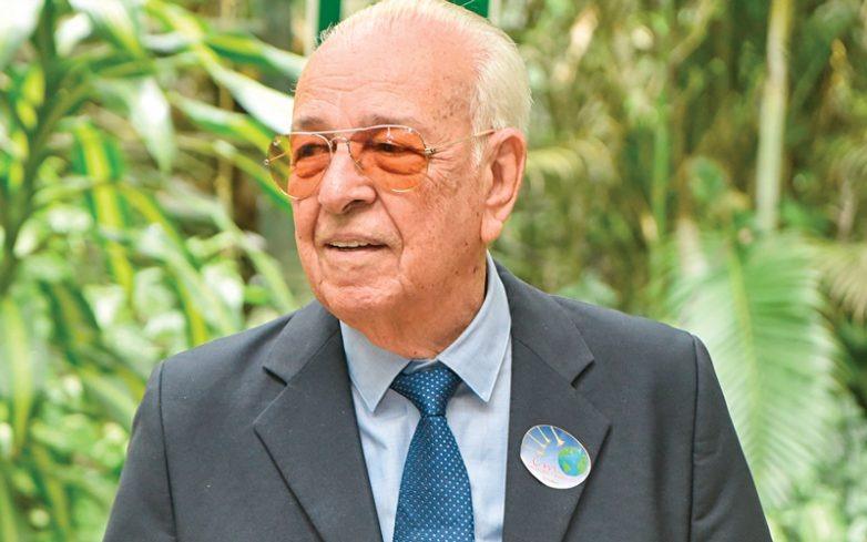 Pastor Gedelti Gueiros, presidente da Igreja Cristã Maranata. Foto: Divulgação