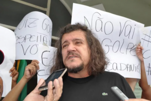 """Prefeito de São Mateus, Daniel Santana (PSDB) - conhecido como """"Daniel do Açaí"""". Foto: Divulgação/ Prefeitura de São Mateus"""