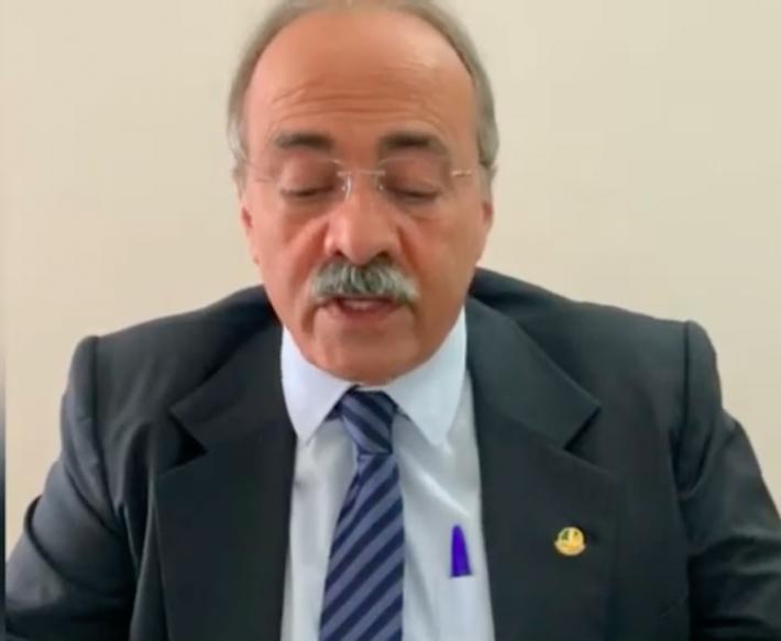 Senador Chico Rodrigues (DEM-RR). Foto: Reprodução
