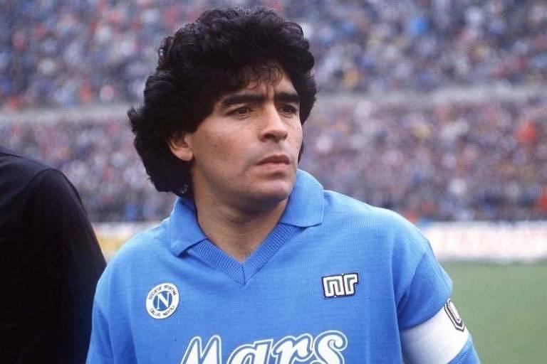 Diego Maradona (Reprodução: Web)