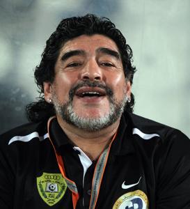 Diego Maradona (Reprodução: IMDb)