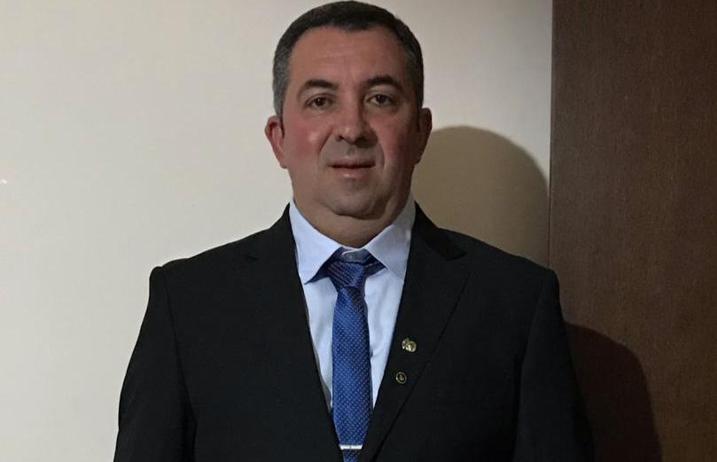 Ninho foi reeleito com 61.37% dos votos. Foto: Arquivo Pessoal