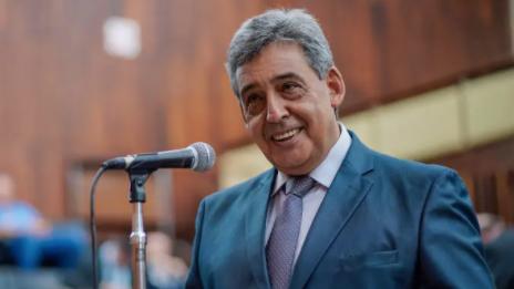Deputado estadual pelo Rio Grande do Sul, Sebastião Melo (MDB) será o novo prefeito da capital gaúcha. Foto: Joel Vargas/ALRS