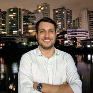 Marcel Damásio. Foto: Divulgação
