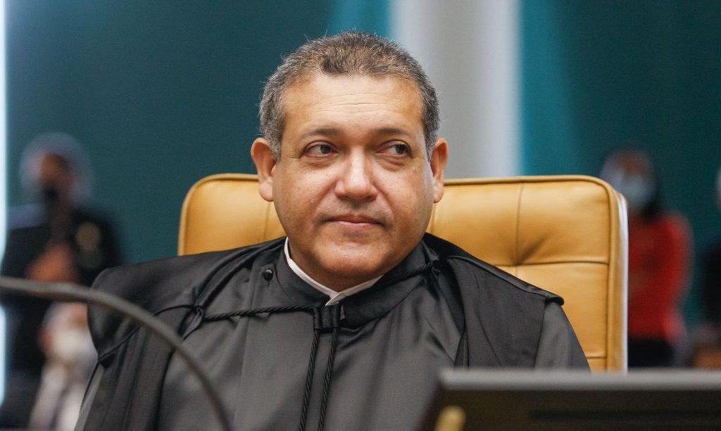 Ministro Nunes Marques. Foto: Fellipe Sampaio/STF