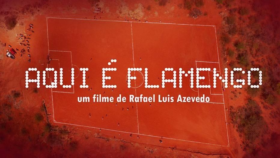 O curta-metragem 'Aqui é Flamengo' viaja a um distrito cearense chamado de Flamengo, em referência ao time Foto: Divulgação