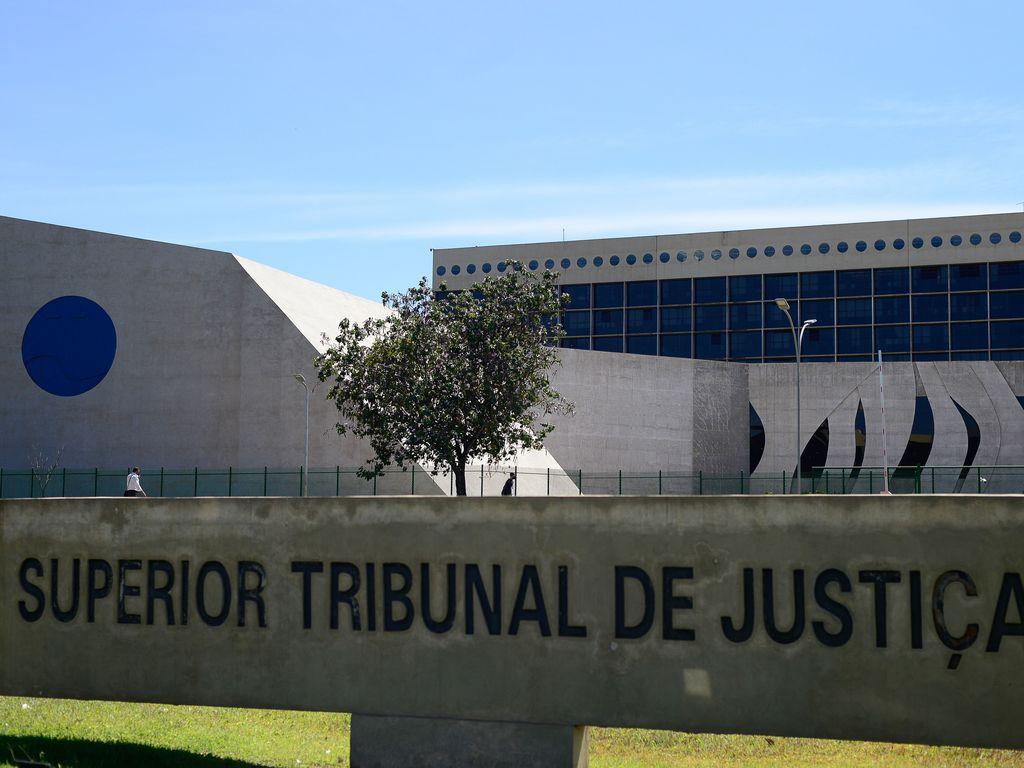 Fachada do edifício sede do Superior Tribunal de Justiça (STJ). Foto: Marcello Casal JrAgência Brasil
