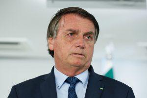 Bolsonaro diz que país está 'quebrado' e culpa covid por não ampliar isenção no IR. Foto: Isac Nóbrega/PR