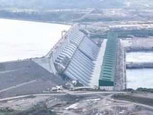Usina Belo Monte. Foto: Marcos Corrêa/PR