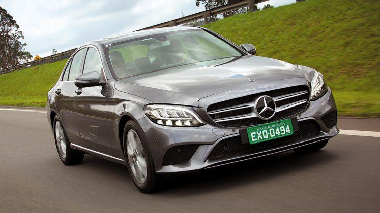 C200 EQ Boost da Mercedes-Benz. Foto: Divulgação