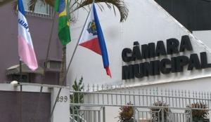 Câmara de Vereadores de Guarapari. Foto: Divulgação