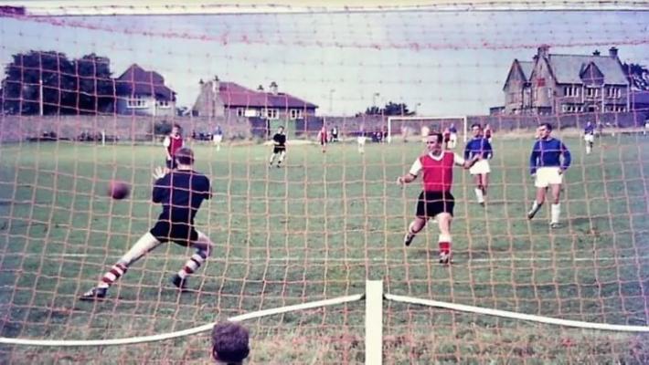 Clássico disputado em 1960, ano do centenário da rivalidade Foto: Hallam FC/Divulgação