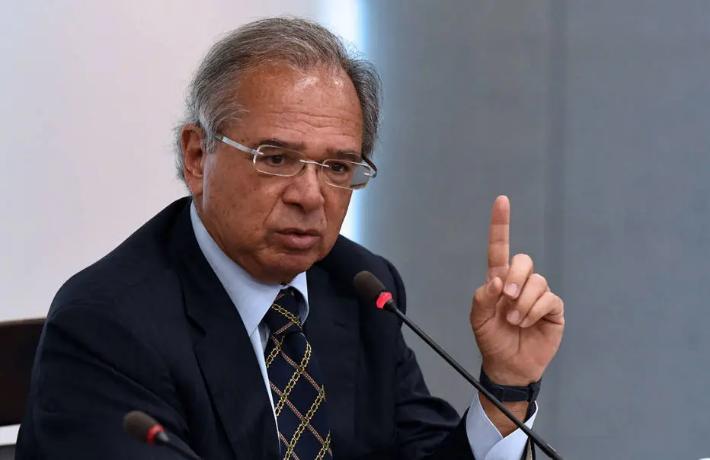 Segundo Paulo Guedes, o Brasil vai fechar o ano sem perda de postos de trabalho. Foto: Edu Andrade/Ascom/ME