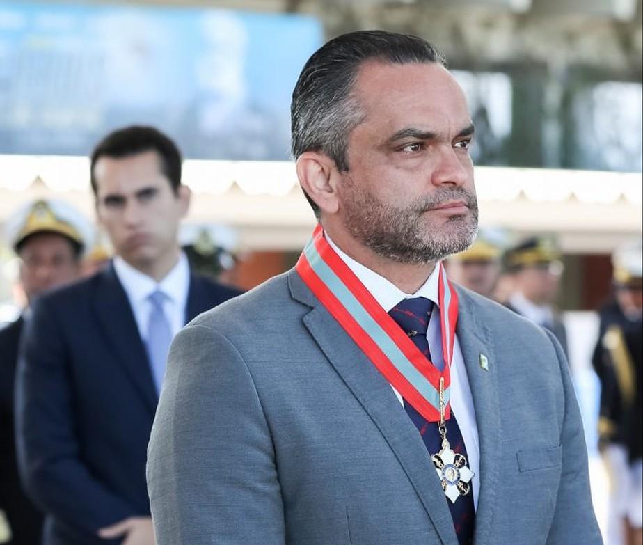 Pedro César Nunes Ferreira Marques de Souza (Foto: Marcos Corrêa/PR)