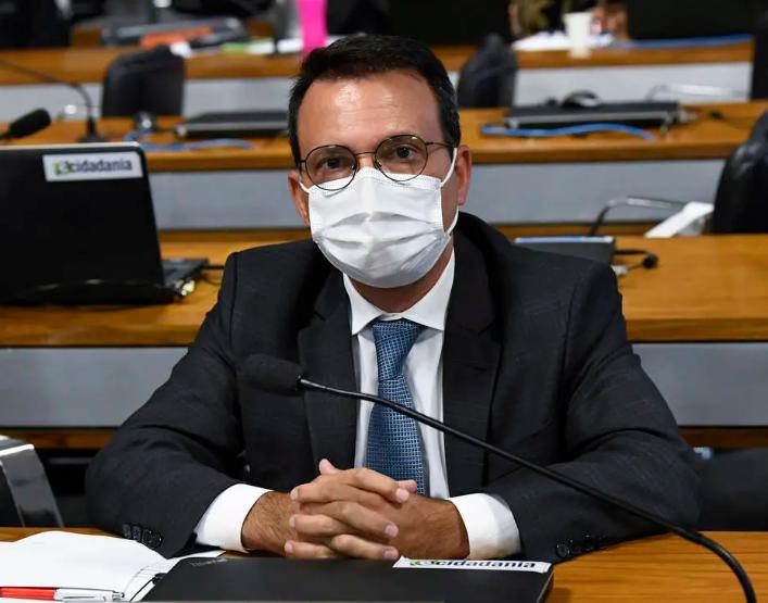 Arnaldo Silva Junior já foi aprovado por comissão. Foto: Jefferson Rudy / Agência Senado