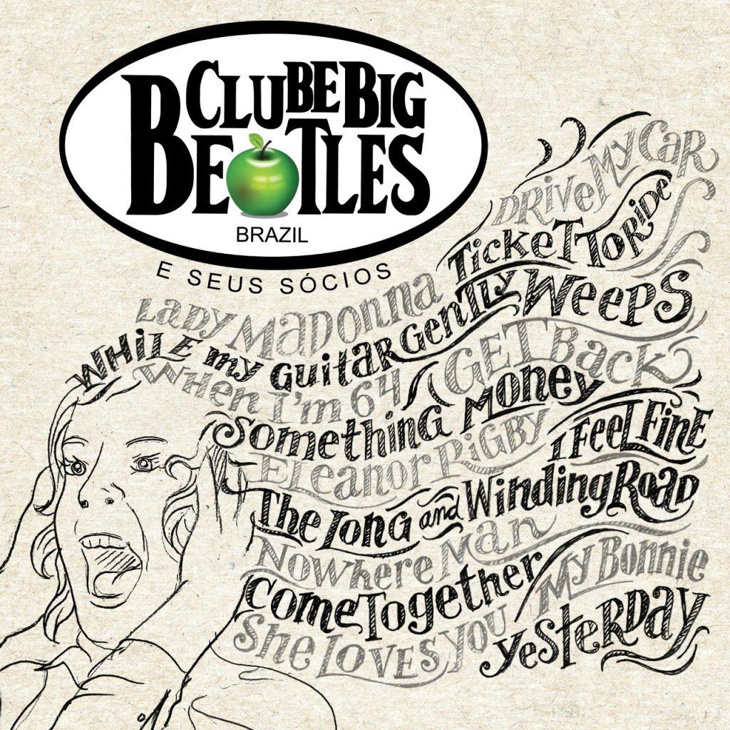 Clube Big Beatles & Seus Sócios, quarto disco da banda Clube Big Beatles.