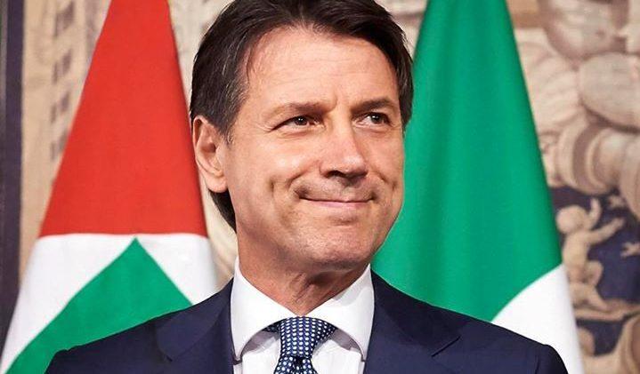 Primeiro-ministro da Itália, Giuseppe Conte. Foto: Presidenza del Consiglio dei Ministri