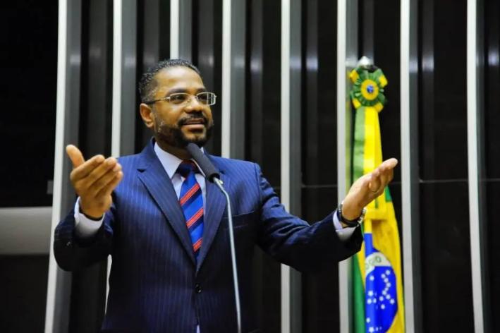 Márcio Marinho (Republicanos-BA). Foto: Divulgação