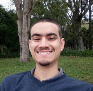 Marcos Gabriel Braz Lima. Foto: Arquivo Pessoal