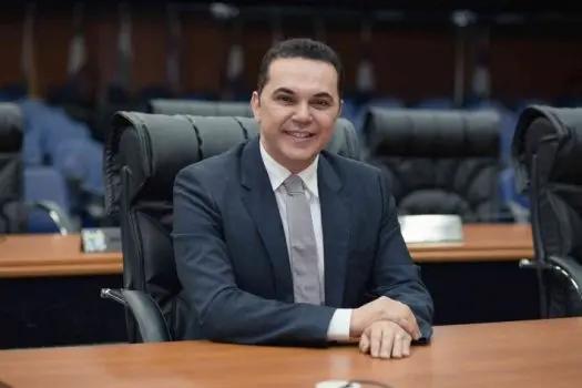 O deputado estadual Jalser Renier ocupa a presidência da Assembleia Legislativa de Roraima desde 2015. Foto: Assembleia Legislativa de Roraima