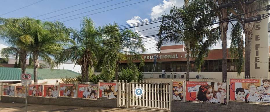 Escola de Campinas tem 42 casos de covid e fecha após volta às aulas (Reprodução: Google Street View)
