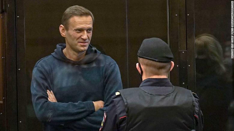 Líder da oposição russa, Alexei Navalni (Reprodução: Moscow City Court press service)
