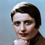 Ayn Rand. Foto: Wikimedia Commons