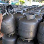 Botijão de gás foto: divulgação/Governo Federal