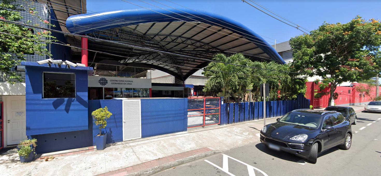 Centro Educacional Leonardo da Vinci, em Vitória. Foto: Reprodução/Google Street View