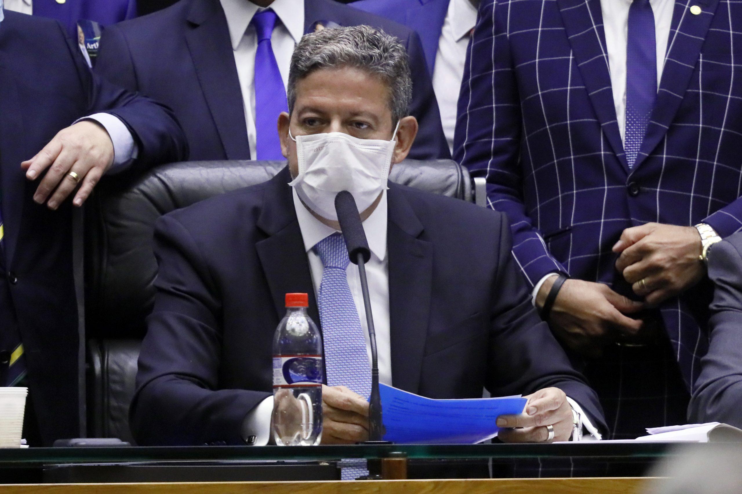 Novo presidente da Câmara dos Deputados, Arthur Lira. Foto: Michel Jesus/Câmara dos Deputados