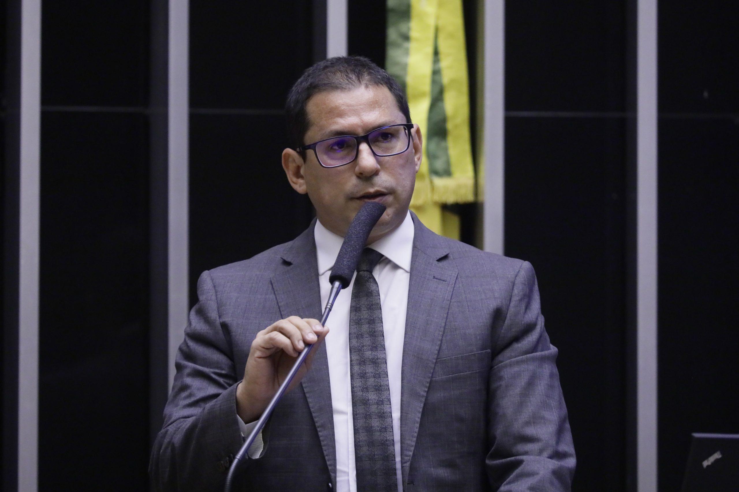 Vice-presidente da Câmara, o deputado Marcelo Ramos diz que direção deve apresentar proposta para mudar regras do plenário. Foto: Najara Araújo/Câmara dos Deputados