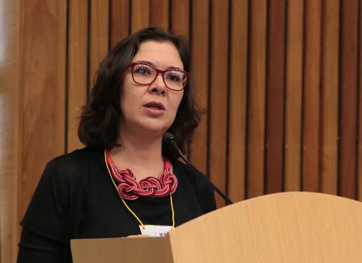 'Despesa irregular pode ser punida no âmbito do TCU', diz Élida Graziane. Foto: Michael Paz/Agência ALRS