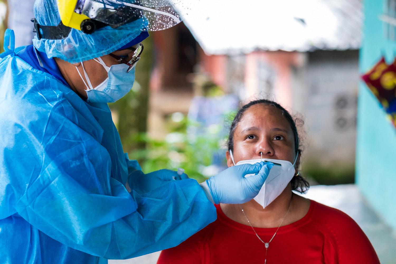 Estado receberá mais de 60 mil testes rápidos da Organização PanAmericana de Saúde. Foto: Gerardo Cárdenas/Organização Pan-Americana da Saúde