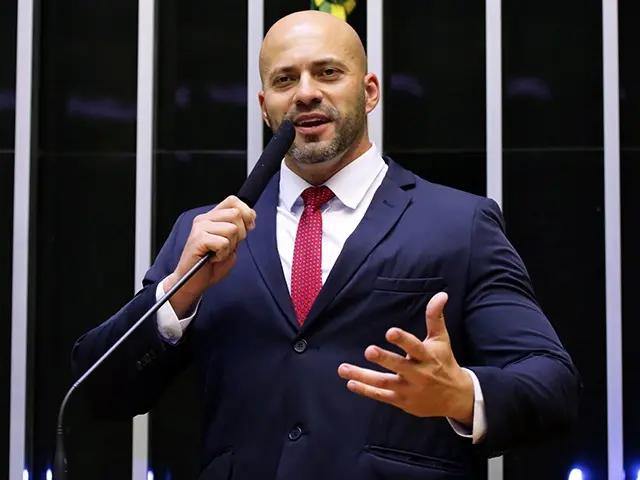 O deputado Daniel Silveira (PSL-RJ). Foto: Câmara dos Deputados