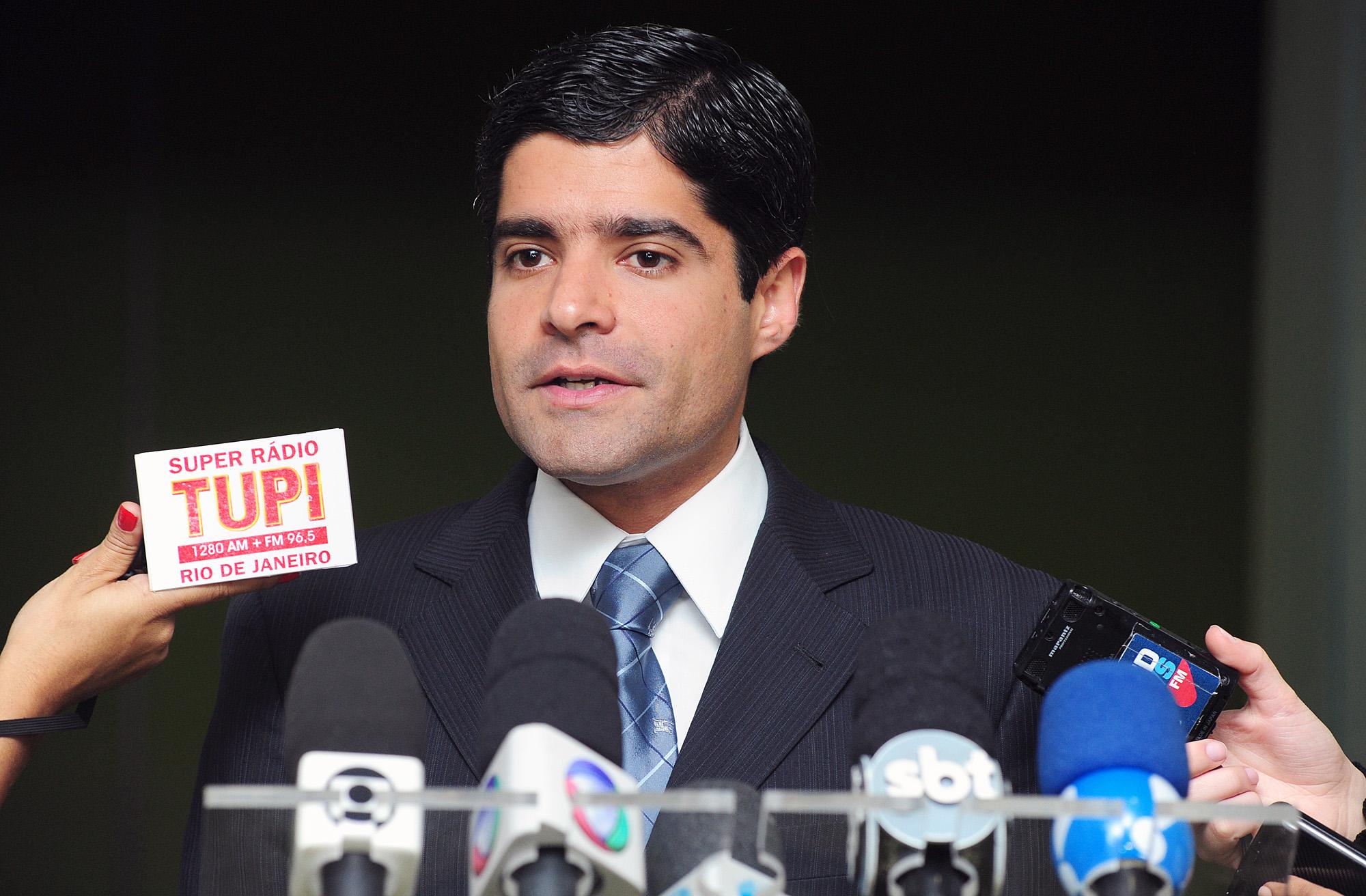 O presidente nacional do DEM, ACM Neto. Foto: Alexandra Martins/Câmara dos Deputados