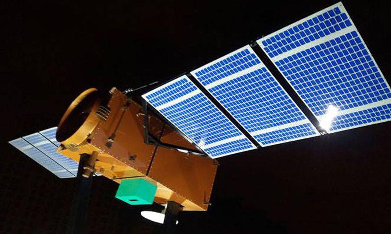 O Amazonia 1 é o primeiro satélite de Observação da Terra completamente projetado, integrado, testado e operado pelo Brasil. Foto: INPE