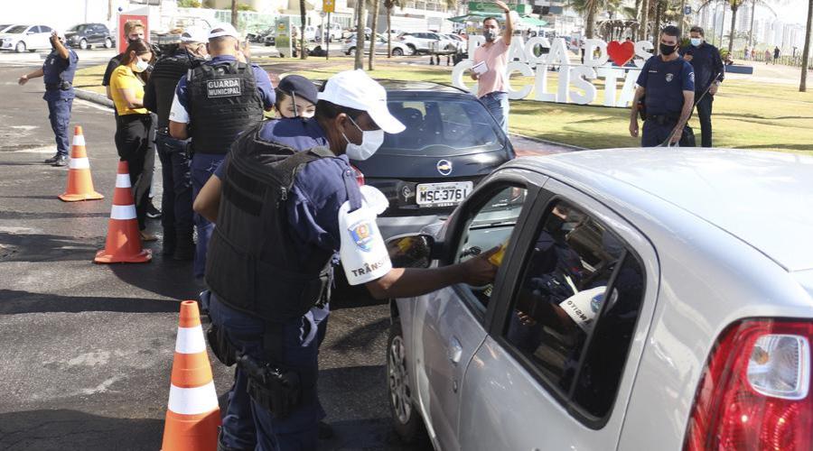 Prefeituras da Grande Vitória intensificam fiscalizações no carnaval. Foto: Divulgação