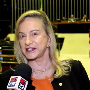 Deputada Magda Mofatto